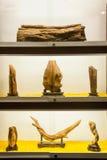 Agarwood cultural de la exposición del centro de exposición del municipio de Puli, el condado de Nantou Thao fotografía de archivo libre de regalías