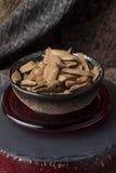 Agarwood incense Royalty Free Stock Images