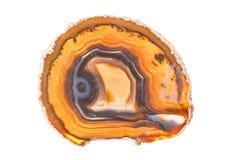 Agat geody plasterek Zdjęcie Royalty Free