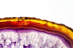 Agat tekstura i Obrazy Stock