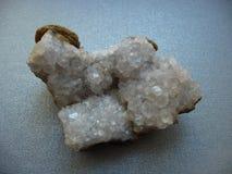 agata 紫色的石英 Magadan地区 俄国 库存照片