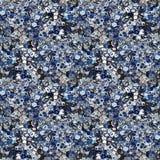 Agata błękit Obraz Stock