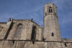 agata Barcelona kaplicy święty Obrazy Stock