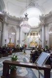 ` Agata de Badia di Sant del della de Chiesa Fotografía de archivo libre de regalías