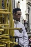 ` Agata Devotion di Agatha Sant del san Fotografia Stock