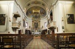 agata kościelny Emilia Italy rivergaro romagna st Obraz Royalty Free