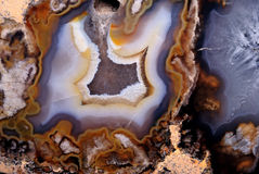Agate Royalty Free Stock Photos