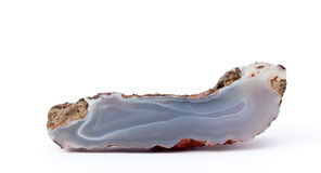 Agate. From my collection, found near Kardzhali, Bulgaria Stock Images