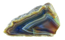 Agate Royalty Free Stock Photography