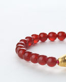 Agate bracelet Royalty Free Stock Photography