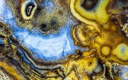 Agate motley close up
