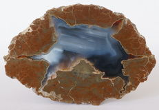 Agate de Thunderegg Photographie stock