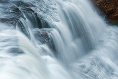 Agate Falls Royalty Free Stock Image