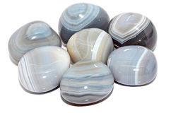 Agate gemstone Royalty Free Stock Images