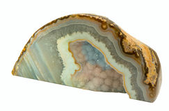 Agate geode Stock Photos