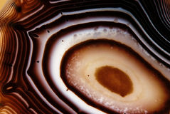 Agate macro backgtound Royalty Free Stock Photo
