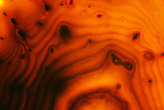 Agate macro backgtound Royalty Free Stock Images