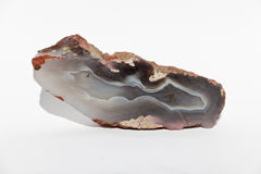 Agate. From my collection, found near Kardzhali, Bulgaria Royalty Free Stock Image