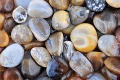 Agate naturelle Image stock