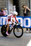 Agatha Drozdeck, Poland. UCI drogowy światowy championshi Fotografia Royalty Free