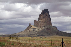Agatha Peak, Kayenta Arizona Royalty Free Stock Images