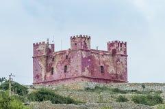 agatha także Malty jak czerwono s st wieży Zdjęcie Stock