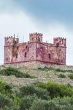 agatha także Malty jak czerwono s st wieży Obraz Royalty Free