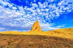 Agathla szczyt Arizona Fotografia Stock