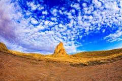 Agathla szczyt Arizona Obraz Royalty Free