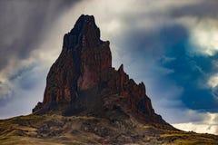 Agathla szczyt blisko Kayenta Arizona Obraz Royalty Free