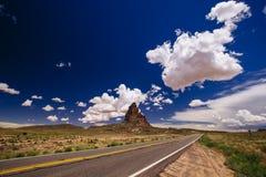 Agathlapiek, Weg 163, Arizona, de V.S. Royalty-vrije Stock Foto