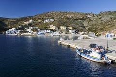 agathonisi dodecanese Greece wyspa northest Zdjęcie Royalty Free