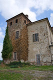 agazzano grodowy Emilia Italy romagna Obrazy Stock