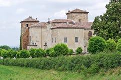 agazzano grodowy Emilia Italy romagna Zdjęcie Royalty Free