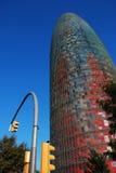 agbar πύργος Στοκ Εικόνες