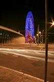 agbar башня barcelona Стоковые Изображения RF