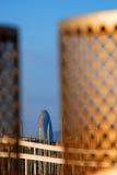 Agbar Kontrollturm Stockbilder
