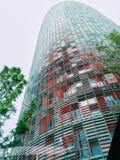 agbar torre Στοκ Φωτογραφία