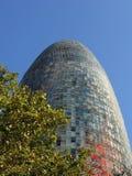agbar torre Royaltyfri Fotografi