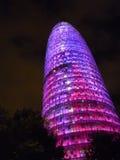 Agbar-Turm stockfotografie