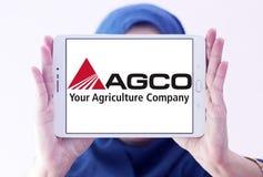 AGCO wytwórcy sprzętu rolniczy logo Zdjęcia Royalty Free