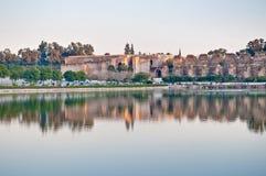 agdal λίμνη του Μαρόκου meknes Στοκ εικόνες με δικαίωμα ελεύθερης χρήσης