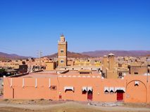 Agdz, Morocco Stock Photo