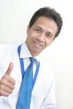 age asian business man middle Στοκ εικόνα με δικαίωμα ελεύθερης χρήσης