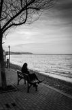 Age Of Loneliness Royalty Free Stock Photography