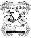 Age Of Bicycles Royalty Free Stock Image