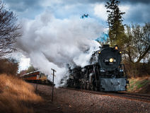Age of Steam Stock Photography
