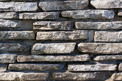 Aged block texture background Royalty Free Stock Image