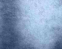 Aged blue background Stock Image