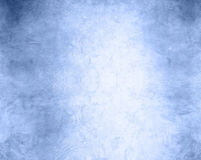 Aged blue background Royalty Free Stock Photo